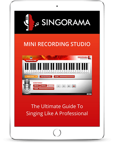 Mini-rcording-studio